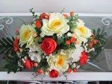 Shop Hoa  Trang Trí   - Dĩa hoa để bàn