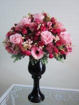 Shop Hoa  Trang Trí   - Ly sứ hồng